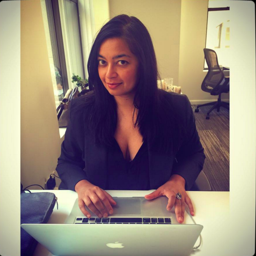A warm welcome toLina Srivastava, our esteemed new board member! Photo Credit: Karmen Ross